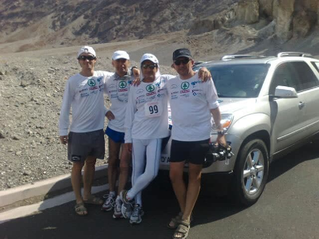Badwater 2008
