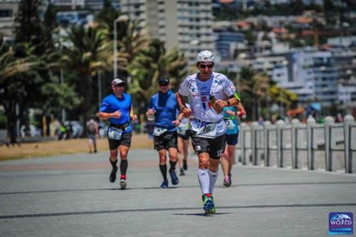 Entretien avec Alain d'Andria, finisher du World Marathon Challenge