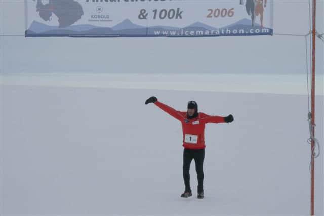 Ice Marathon 2006