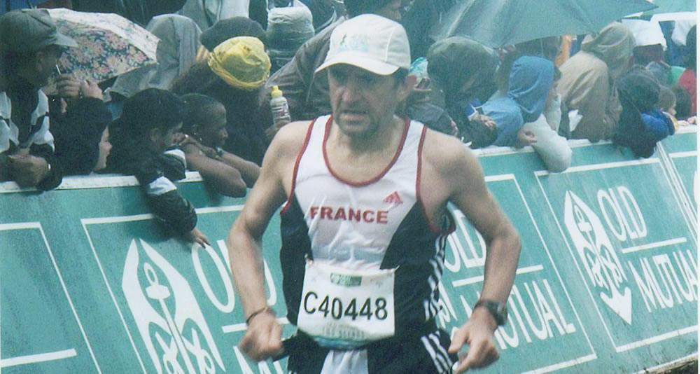 Ultra marathon des 2 océans