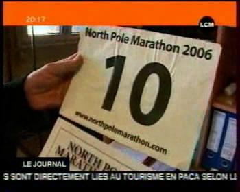 North Pole 2006 LCM