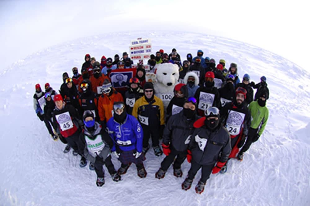 North Pole 2006