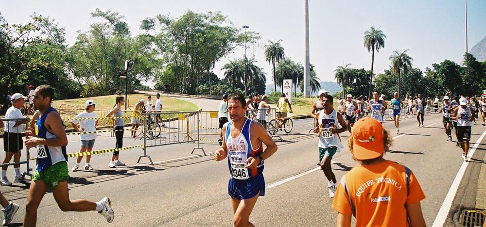 Semi marathon Rio 2002