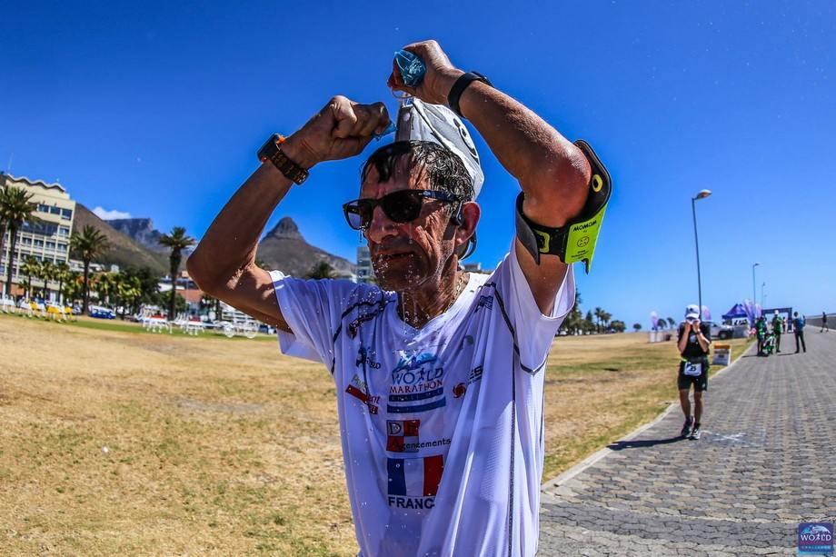 World Marathon Challenge AFRIQUE DU SUD Cap Town