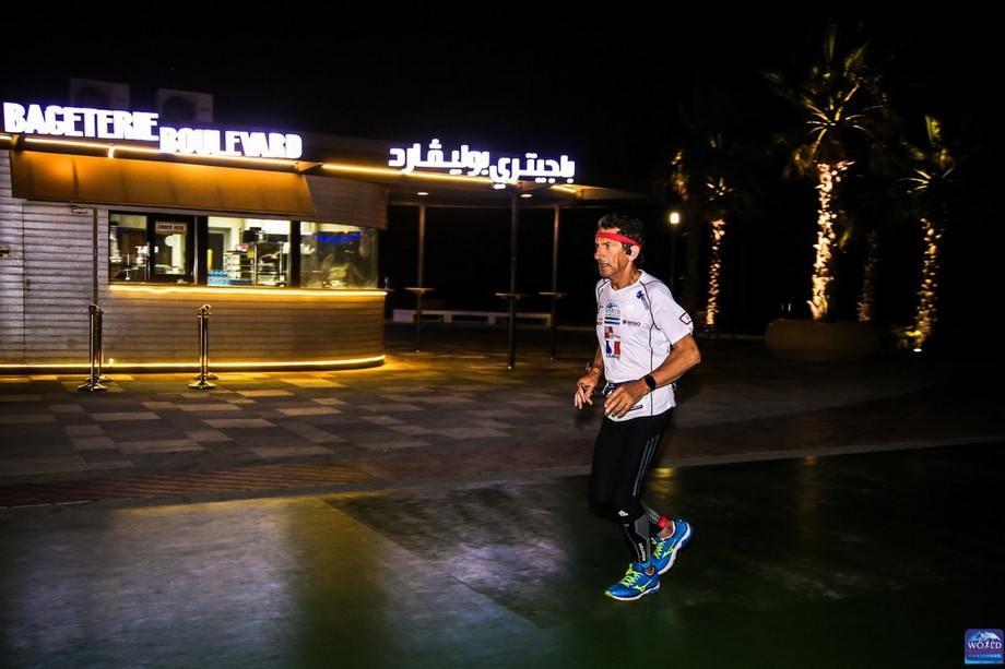 World Marathon Challenge Asia DUBAI
