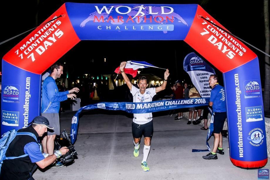 World Marathon Challenge Amérique du Nord Miami